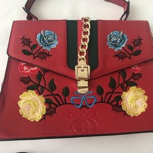 Knock off Gucci purse